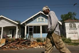 katrina homes hurricane katrina 10 years later la times