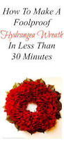 best 25 hydrangea wreath ideas on pinterest door wreaths
