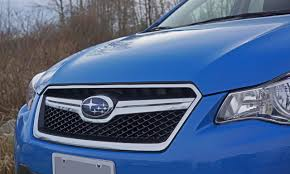 subaru crosstrek grill 2016 subaru crosstrek sport road test review carcostcanada