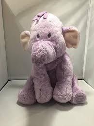 disney store winnie pooh heffalump plush soft toy