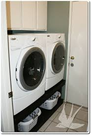 Decor For Laundry Room by 25 Best Cheap Washer And Dryer Ideas On Pinterest Utility Room