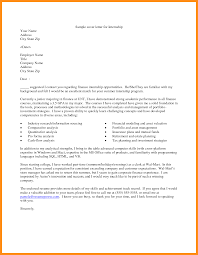 best solutions of cover letter format for internship pdf for