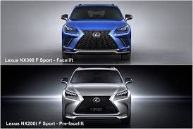 shanghai 2017 new 2018 lexus nx facelift u2013 nx200t is now called