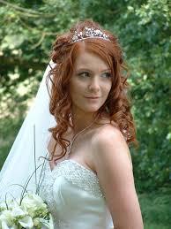 Hochsteckfrisurenen Seitlich Offen Locken by Frisur Für Hochzeit Elegante Brautfrisur Mit Locken
