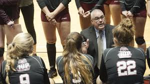 Psac Standings by Scott Pennewill Named Psac Women U0027s Volleyball Coach Of The Year