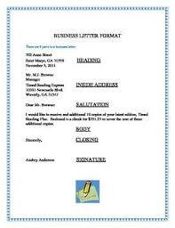 the 25 best business letter example ideas on pinterest resume