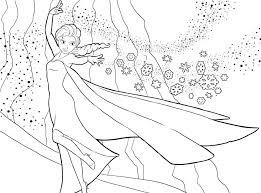 coloring pages frozen elsa frozen strength coloring page coloring pages of