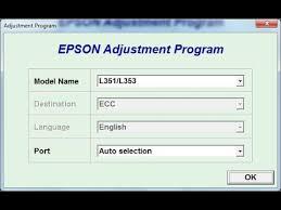 reset epson l365 mercadolibre reset epson l351 youtube