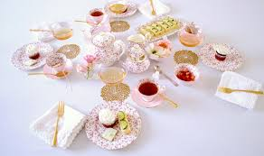 tea party tables host an afternoon tea party table dine by deborah shearer