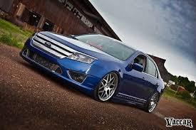 2010 ford fusion custom sema 2010 ford fusion sport by vaccar turbo all wheel drive