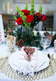Beautiful Place Settings Christmas Table Settings Ideas How To Transform Your Christmas