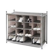 neatfreak u2014shoe storage and organizing units u201416 cubby shoe