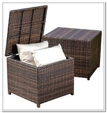 Fashionable Outdoor Ottoman With Storage Taptotrip Me
