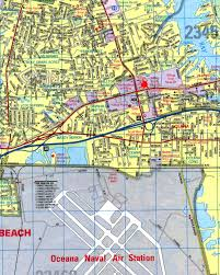 Map Of Virginia by Virginia Beach Virginia City Map Virginia Beach Virginia U2022 Mappery