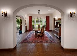 Spanish Colonial Dining Chairs Spanish Colonial Mediterranean Dining Room Santa Barbara