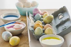 Coloring Eggs How To Dye Eggs Using Food Coloring