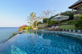 12 private infinity pool villas with amazing views in bali for villaaquamarine3 viabooking com