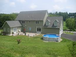 Two Story Farmhouse Two Story Glen Arm Md Signature Building Systems Custom