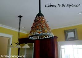 Pendant Light Replacement Glass by Lighting For The Kitchen