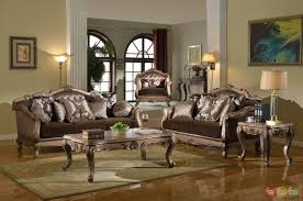 exclusive traditional living room sofa and table furniture with