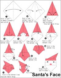 atividades e enfeites de natal com origami picasa pinterest