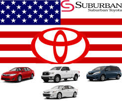 where is toyota made dominates cars com s top 10 made index with the most