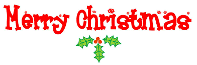 free merry clipart for your greetings card inserts