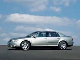 2003 volkswagen phaeton specs and photos strongauto
