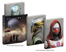 destiny 2 collector u0027s edition official strategy guide for pc