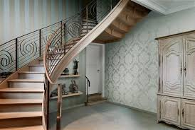 wallpapers interior design modern wallpaper with jacquard texture bringing vintage chic into