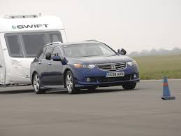 towing with honda accord honda accord review honda tow cars practical caravan