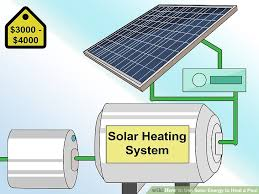 use solar 3 ways to use solar energy to heat a pool wikihow