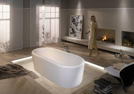 Oval Bathtub Cool Bathroom Design With White Oval Bathtub And Modern Electric