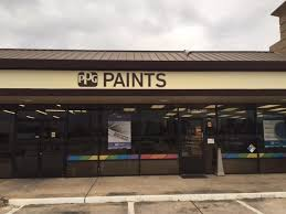 ppg paints tomball paint store