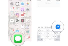 how to use bubble and screen effects in imessage imore