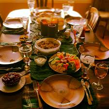 thanksgiving dinner the free encyclopedia the