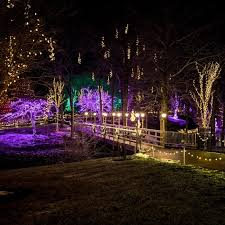 christmas town is a winter walk in kentucky that will positively