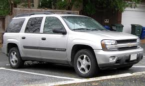 2005 chevrolet trailblazer ext partsopen