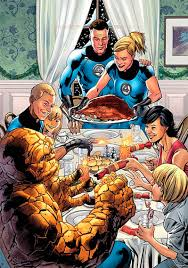 it s a dan s world happy thanksgiving and batman cooks the