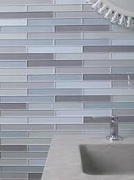 teal glass tile backsplash sea glass tile backsplash home