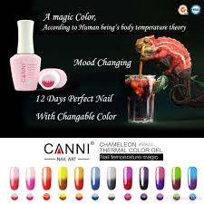 15ml sale canni 12 fashion magic color nail temperature