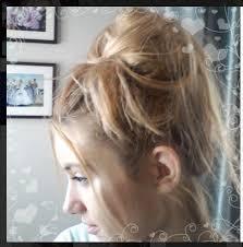 penny bun hairstyle big bang best hair day schwarzkopf professional osis hair rough rubber