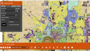 Park County Map Server Maps And Apps