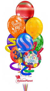 balloon delivery la los angeles california balloon delivery balloon decor by