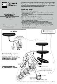 seymour duncan wiring diagram rails wiring diagram and