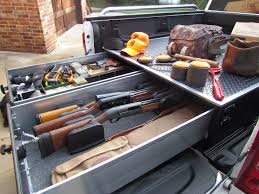 homemade truck bed pickup truck bed storage boxes ktactical decoration