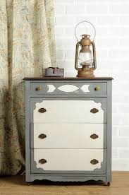 Two Tone Painting Ideas 563 Best Painted Dresser Images On Pinterest Painted Furniture