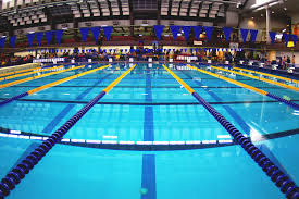 file swimming pool with lane ropes in place jpg wikimedia commons
