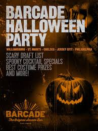 barcade brooklyn halloween party new york craft beer guide