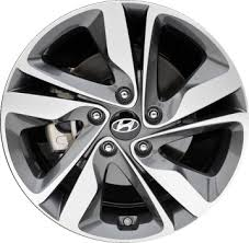rims for hyundai accent hyundai elantra wheels rims wheel stock oem replacement